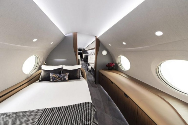 Qatar Airways presents the most exclusive private jet for billionaires